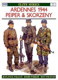Ardennes 1944 - Jean-Paul Pallud (ISBN 9780850457407)