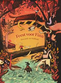 Feest voor Finn - Peter Goes (ISBN 9789401437844)