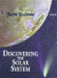 Discovering the solar system - Barrie William Jones (ISBN 9780471986485)