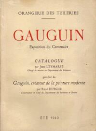 Gauguin - Jean Leymarie, René Huyghe