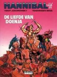Hannibal vijf - 1. De liefde van Doenja - Jodorowski, Bess (ISBN 9789032075286)