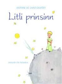 Litli prinsinn - Antoine De Saint-Exupéry (ISBN 9789979331100)