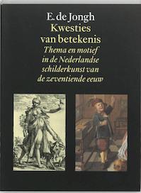Kwesties van betekenis - Eddy de Jongh (ISBN 9789074310147)