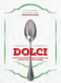 De zilveren Lepel Kookschool Dolci (ISBN 9789000347803)