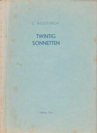 Twintig Sonnetten - C. Buddingh'