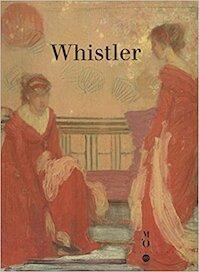 Whistler : 1834-1903 (ISBN 9782711831845)