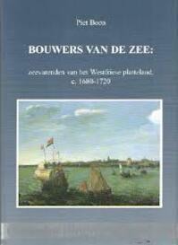 Bouwers van de zee - Piet Boon (ISBN 9789072627186)