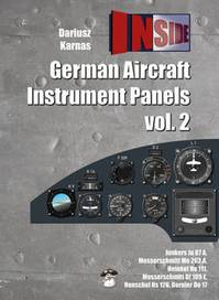 German Aircraft Instrument Panels Vol. 2 - Dariusz Karnas (ISBN 9788363678807)