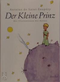 Der Kleine Prinz - Antoine de Saint-Exupéry (ISBN 9783792000274)