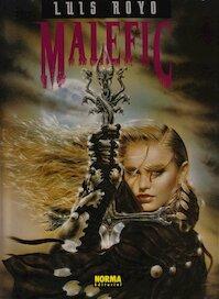 Malefic - Luis Royo (ISBN 9788479042257)