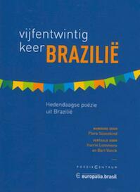 Vijfentwintig keer Brazilië - Flora Süssekind (ISBN 9789056552152)