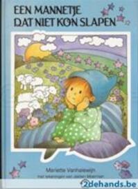 Mannetje dat niet kon slapen - Vanhalewyn (ISBN 9789020910551)