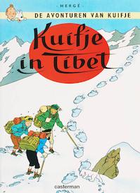 Kuifje in Tibet - Hergé (ISBN 9789030326595)