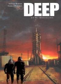 Deep 3 - Stéphane Betbeder (ISBN 9789088106293)