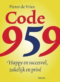 Code 959 - P. de Vries (ISBN 9789043910620)