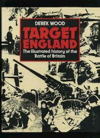 Target England - Derek Wood (ISBN 0710600496)