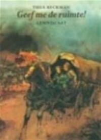 Geef me de ruimte! - T. Beckman (ISBN 9789060692738)