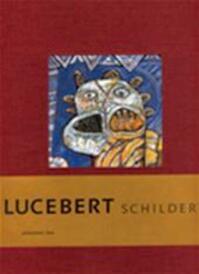 Lucebert schilder - Jens Christian Jensen (ISBN 9789054668091)