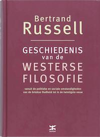 Geschiedenis van de westerse filosofie - B. Russell, Bertrand Russell (ISBN 9789021528809)