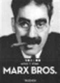 Marx Bros. - Paul Duncan, Douglas Keesey (ISBN 9783822822197)