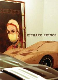 Richard Prince - Nancy Spector (ISBN 9780892073634)