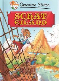Schateiland - G. Stilton (ISBN 9789085920809)