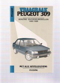 vraagbaak peugeot 309 - P.H. Olving (ISBN 9789020121483)