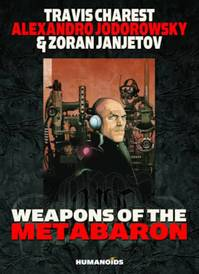 Metabarons - Alexandro Jodorowsky (ISBN 9781594650819)