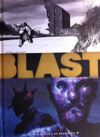 Blast 3. Halsoverkop - Manu Larcenet (ISBN 9789054924098)
