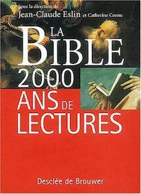 La bible, 2000 ans de lectures (ISBN 9782220052298)