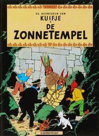 Kuifje / 12 de zonnetempel - Herge (ISBN 9789030326533)