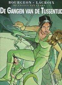 Cyclus van cyann -5. de gangen van de tussentijd - Bourgeon (ISBN 9782356484369)
