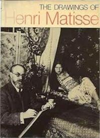 The Drawings of Henri Matisse - John Elderfield (ISBN 9780870704727)