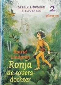 Astrid Lindgren Bibliotheek Ronja de roversdochter - Astrid Lindgren (ISBN 9789021618418)