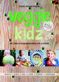 Veggie kidz - Eef Ouwehand, Monique Jansse, Kyra de Vreeze (ISBN 9789021556567)