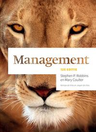 Management, 12e editie met MyLabNL toegangscode - Stephen P. Robbins ; Mary Coulter (ISBN 9789043030472)