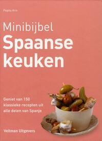 Minibijbel Spaanse keuken - Pepita Aris (ISBN 9789048308262)