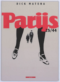 Parijs 25/44 - Dick Matena (ISBN 9789045013701)