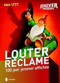 Louter reclame - J. Pinsel-Meijer (ISBN 9789059810259)