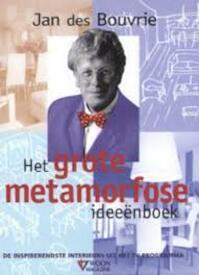 Het grote metamorfose ideeenboek - J. des Bouvrie (ISBN 9789070672133)