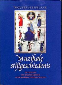 Muzikale stijlgeschiedenis + CD - W. Steffelaar (ISBN 9789057120589)