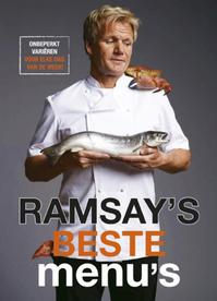 Ramsay's beste menu's - Gordon Ramsay (ISBN 9789021539904)