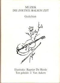 Muziek die zoetste balsem zijt… - Bert Peleman