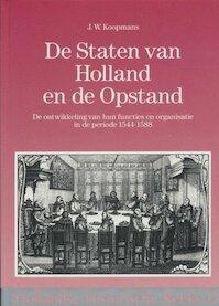 Staten van holland en de opstand - Koopmans (ISBN 9789072627049)
