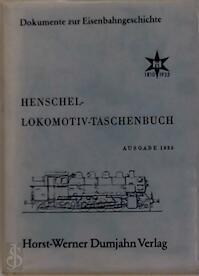Henschel-Lokomotiv-Taschenbuch - Horst J. Obermayer (ISBN 3921426057)