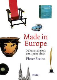 Made in Europe - Pieter Steinz (ISBN 9789046819258)