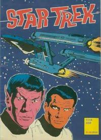 Star Trek: De planeet der veranderingen / De staat van de bloeddorstige planten - Unknown