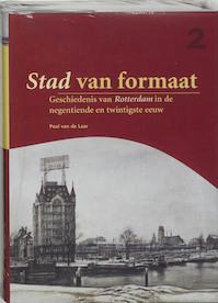 Stad van formaat - P. van de Laar (ISBN 9789040094200)