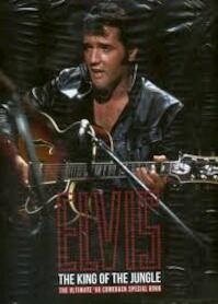 TheElvis Presley. King Of The Jungle - The Ultimate '68 Comeback Special Book - N/a (ISBN 9788299855068)