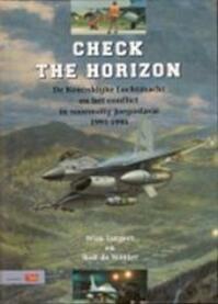 Check the horizon - Wim Lutgert, Amp, Rolf de Winter (ISBN 9789012087698)